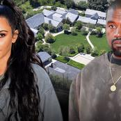 Kim to inherit this R900 million ($60 M) mansion after divorce from Kanye West