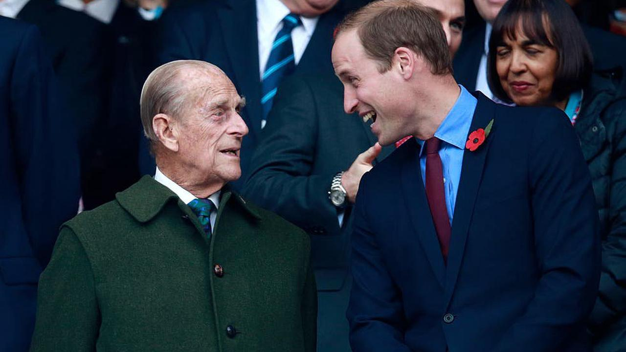 Prince William drops out of BAFTAs following Prince Philip's death