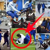 See How Chelsea Players Trained Before Jetting Off To Rennes Ahead Of Crucial UCL Clash