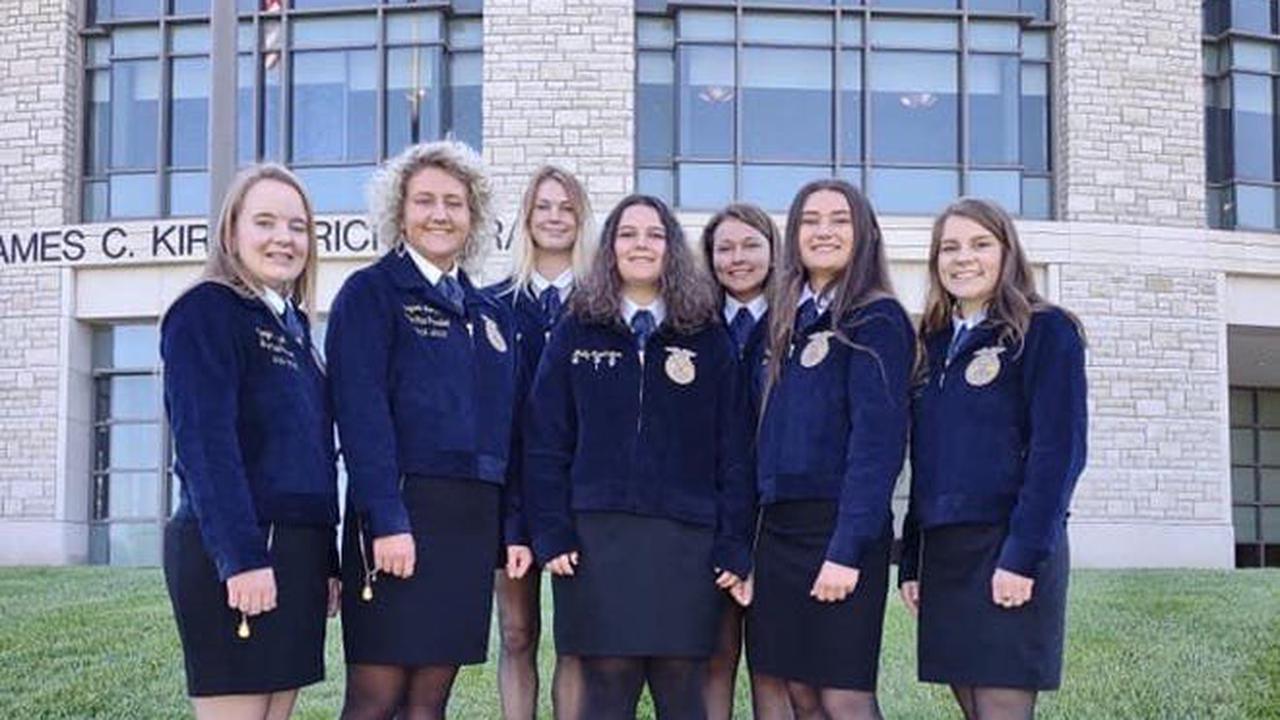 Local students participate in Missouri FFA Public Speaking Academy