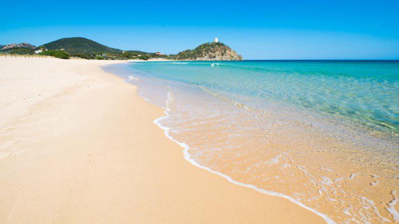 Sand entwendet: Strafe für 41 Sardinien-Touristen