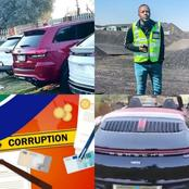 Allegedly Tied To R100M Covid-19 Relief Fraud After Buying 5 Cars Worth R14M, Young SA Man In Danger