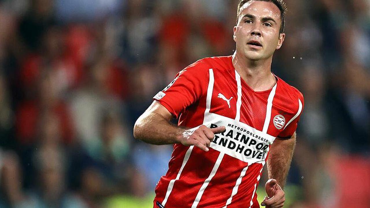 Götze trifft für PSV - Startelf-Debüt für Boateng