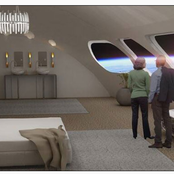 Welcome to the future: The world's first space hotel is set to open in 2027.