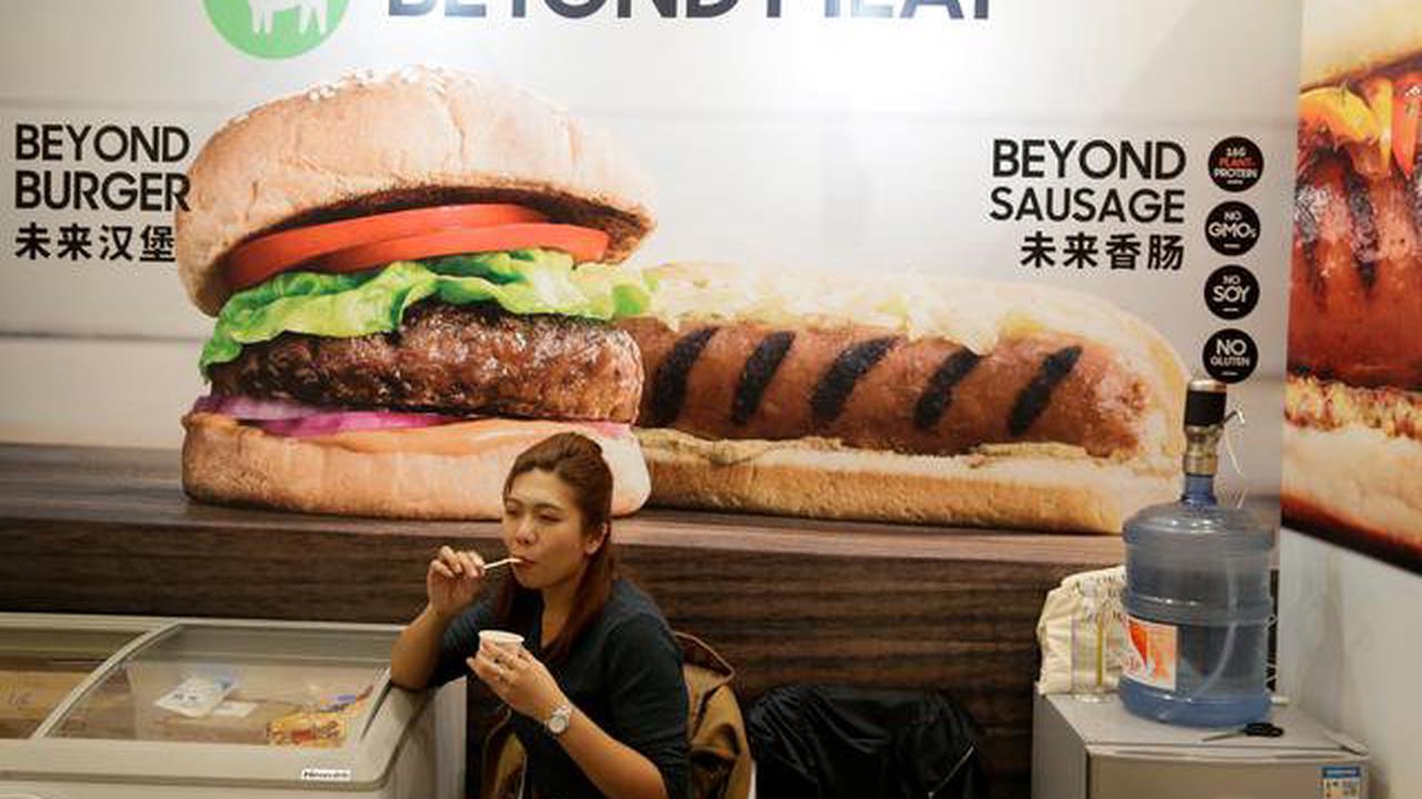 Beyond Meat forecast for current-quarter revenue falls short, shares slip