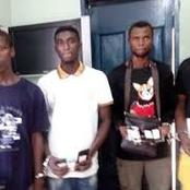 Over 40 MoMo fraudsters arrested in the country.