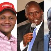 MP Likely To Be The Next Governor Of Kiambu County And Sending Shock Waves To Kabogo's Camp