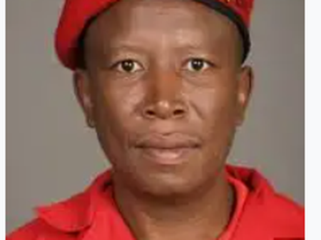 Julius Malema threaten to stage a sit in if Ramaphosa doesn't come up with a concrete vaccine plan.