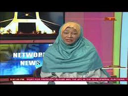 Meet Hauwa Baba Ahmed, A Former News Anchor at NTA