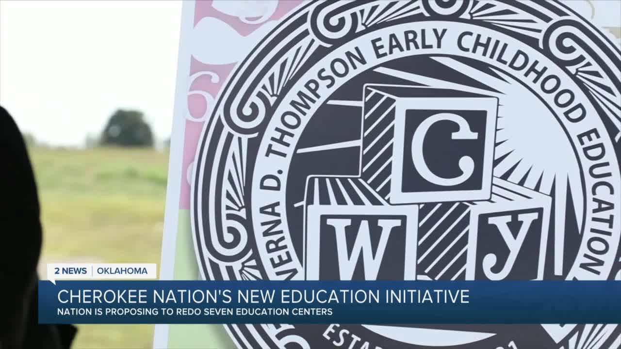 Cherokee Nation propose $40M investment towards 'Head Start' centers