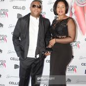 ARE THEY OLD OR YOUNG? Meet Mr Fix Mbalula and Wife age Gap