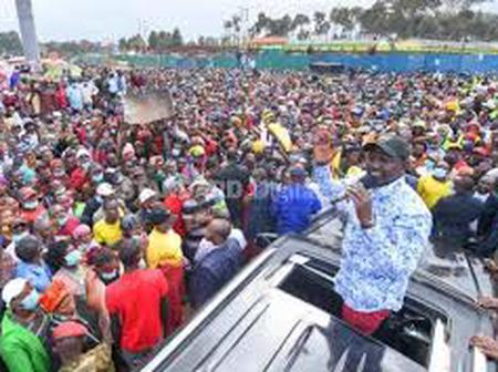 DP Ruto's Three Day Mission At Uhuru's Yard Unveiled As UDA Continue To Gain Fame