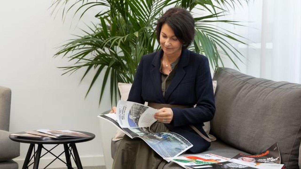"""Prominente TW-Leserin: Angelika Schindler-Obenhaus: """"Ich bin jemand, der noch Seiten herausreißt"""""""