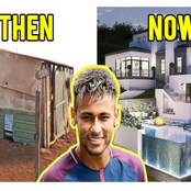 10 Famous Footballers' Houses, Then And Now (Photos)