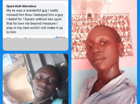 I Dated My Ex-boyfriend for 15 Years and He Never Slept With Me Until I Betrayed Him - Lady Shares Love Story