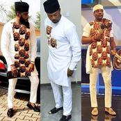 Stylish Isiagu Outifts For The Modern African Men (Photos)