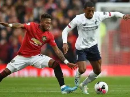 Manchester United's Lethal starting XI that will stop Liverpool