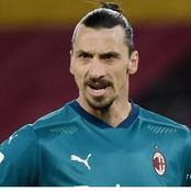 39 Years Old Striker Will Not Be Available For AC Milan Against Manchester United