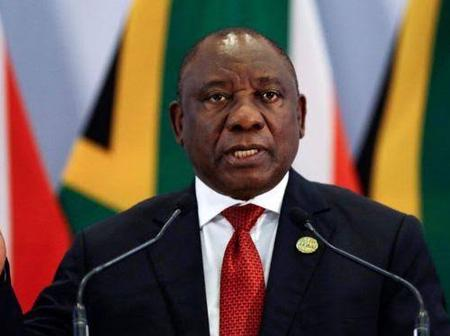 Ramaphosa Begs UK And Nigeria To Support Needy Country With COVID-19 Vaccines