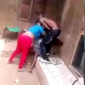 Two adults, women spotted fighting instead of viewers to separate them this is what they did