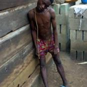 (Photos): A 16 year old form2 student at OKESS, Kwaku Prince has committed suicide in Asonomanso