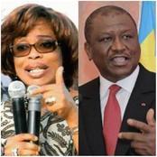 Après sa réplique, des internautes désavouent Marie Odette Lorougnon et défendent Hamed Bakayoko