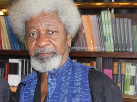 Lovely parents: Meet the parents of Wole Soyinka who made him who he is today