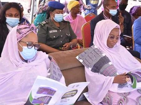 Govs Wives Witness The Inauguration Of Drug Rehabilitation Centre Built By Wive Of Taraba Governor