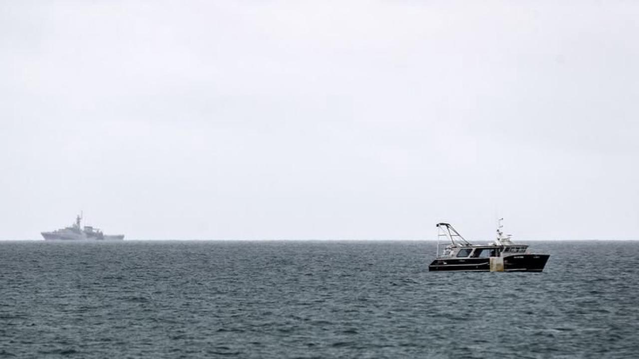 Le gouvernement français demande 169 licences définitives pour les pêcheurs qui veulent accéder aux eaux de l'île de Jersey