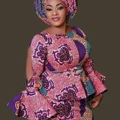 20 Delightful Ankara Latest Styles That Are Eye Catching And Unique To Rock