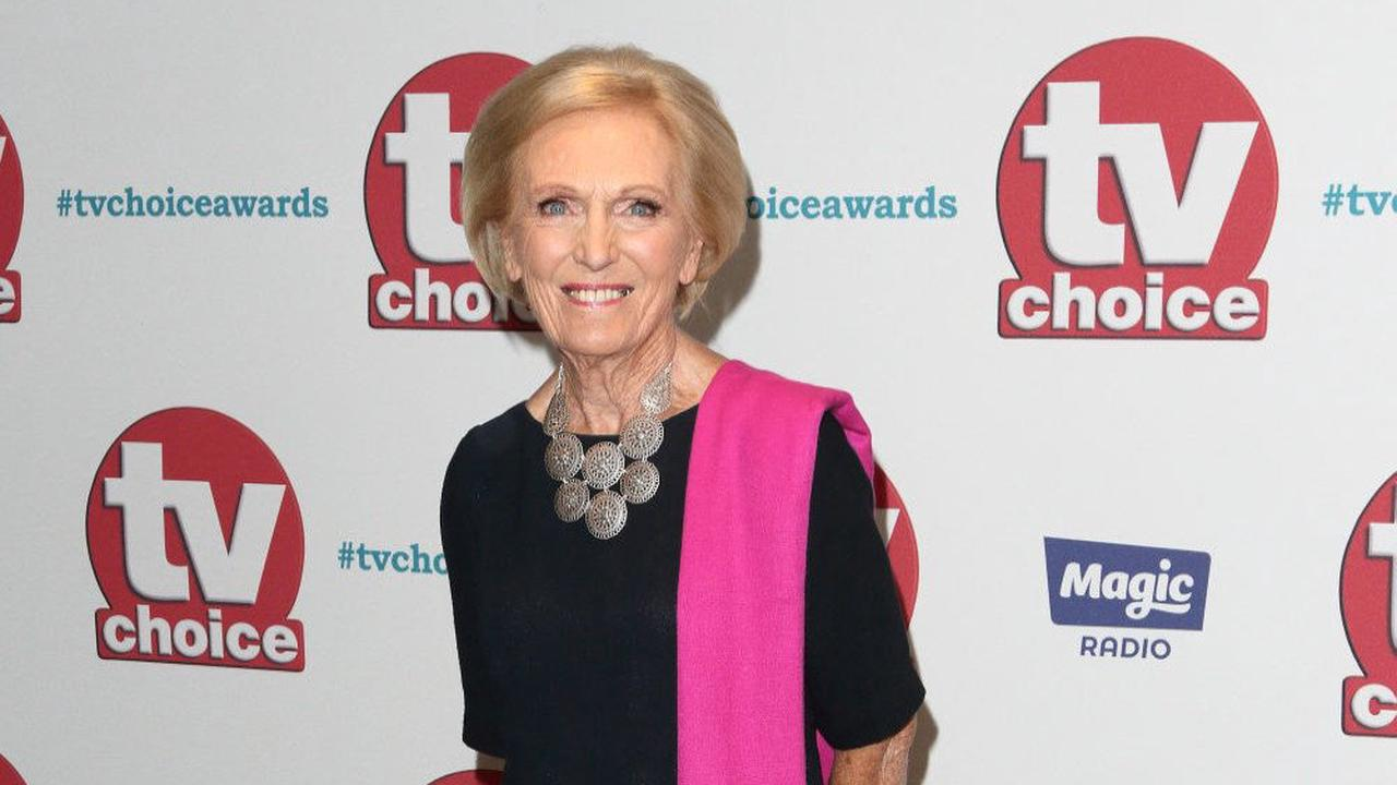 Mary Berry lands new cookery show