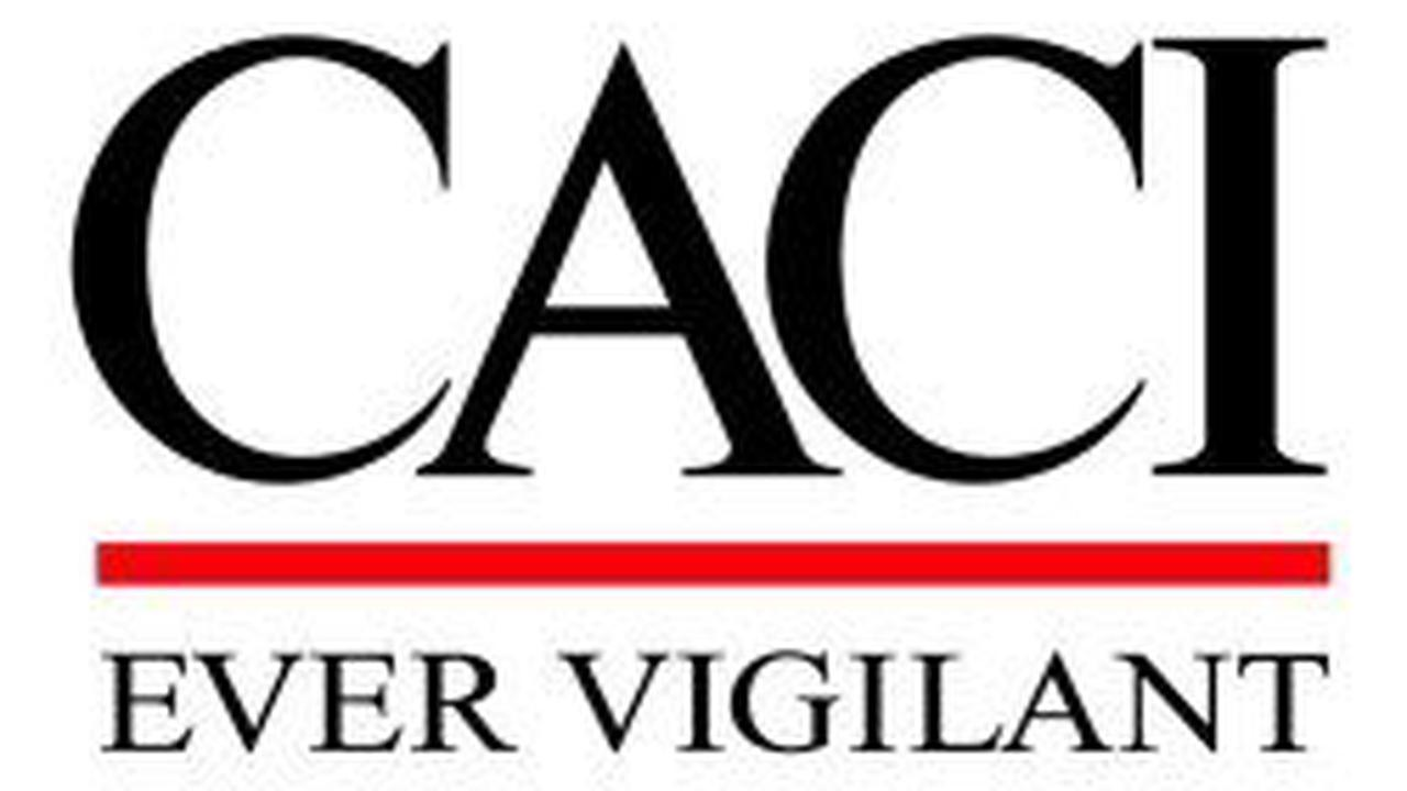 CACI International (CACI) Scheduled to Post Quarterly Earnings on Wednesday