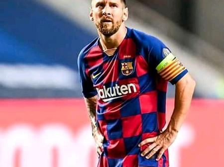 Lionel Messi Is Set To Leave Barcelona Football Club And Join A New Team In January