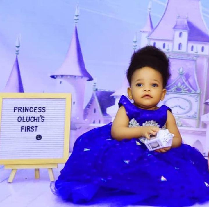 Between Browny's daughter Ugochalacha and Queen Okoye's daughter Oluchi, who is more adorable? 17