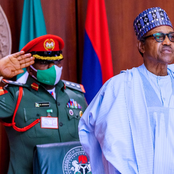 #Endsars: President Buhari Meets With Minister Of Defense And Chief Of Defense