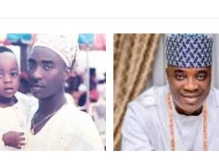 Checkout Throwback Pictures Of Olasunkanmi Ayinde Marshal Popularly Known As K1 De Ultimate.