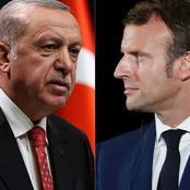 Pour Recep Tayyip Erdogan la France doit