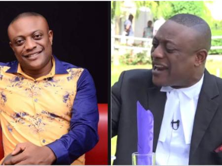 Breaking News: Lawyer Maurice Ampaw losses her wife, reasons will make you cry.