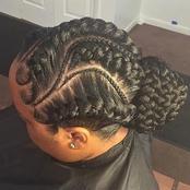 13 Latest Ghana WEAVING hairstyles in Nigeria 2020 -part 1