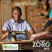 ÉLections législatives : l'affiche de campagne du ministre Zoro bi Epiphanie suscite commentaires