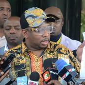 Gloves Off As Sonko Hits Backs At The 'Cartels' After Today's Newspaper Coverage