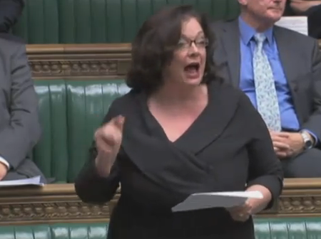 See What A Member Of UK Parliament Said Will Happen To Those Who Have Murdered Nigerians (Video)