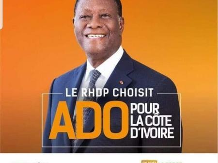 Appel à la désobéissance civile/ le RHDP répond : la candidature de Ouattara n'est pas négociable.