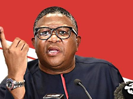 Angry Fikile Mbalula send this message to RET Forces(ACE MAGASHULE)