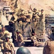 شاهد.. صورة نادرة لـ البطل المصرى محمود الجيزى الذى دفنته إسرائيل وقدمت له التحية العسكرية