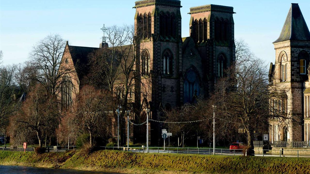 Inverness Cathedral is setting for people who experienced baby loss to remember the little ones and say 'Goodbye'