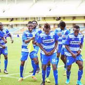AFC Leopards Beat Ulinzi Stars In The Kenya Premier League, Check Out Other Results And League Table
