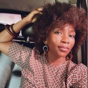 Pics : Genevieve Nnaji Reinvents The 80's With Stunning New Afro Look