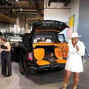 Mam'Mkhize shocks South Africa by buying a 16 million car, see pictures