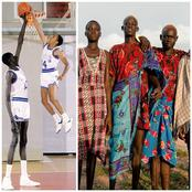 Meet The Dinka Tribe With The Tallest Peoples In The World (Photos)